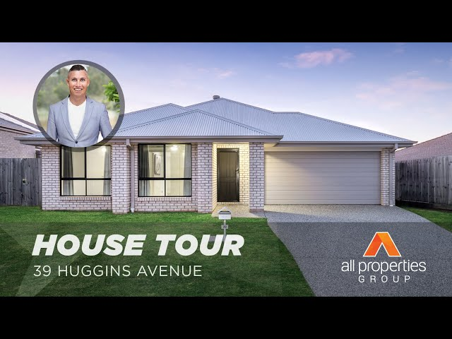 HOUSE TOUR | 39 Huggins Avenue, Yarrabilba