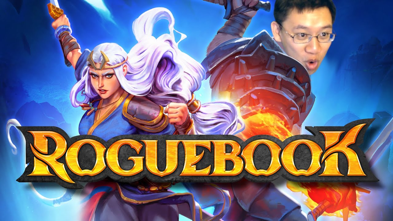 Trump the PVE Master Plays Roguebook: A Roguelike Deck-Builder with HUGE Potential!