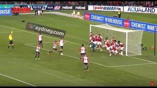 Tin Thể Thao 24h Hôm Nay (7h - 16/7): Siêu Gỗ Giroud Nổ Súng, Arsenal Thắng Dễ Western Sydney