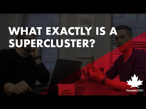 What *exactly* is a supercluster? | Canada 2020 Live