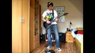 Tage wie Diese - Die toten Hosen Guitar Cover + Tabs