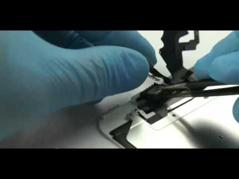 How to repair / disassemble iphone 6 proximity sensor