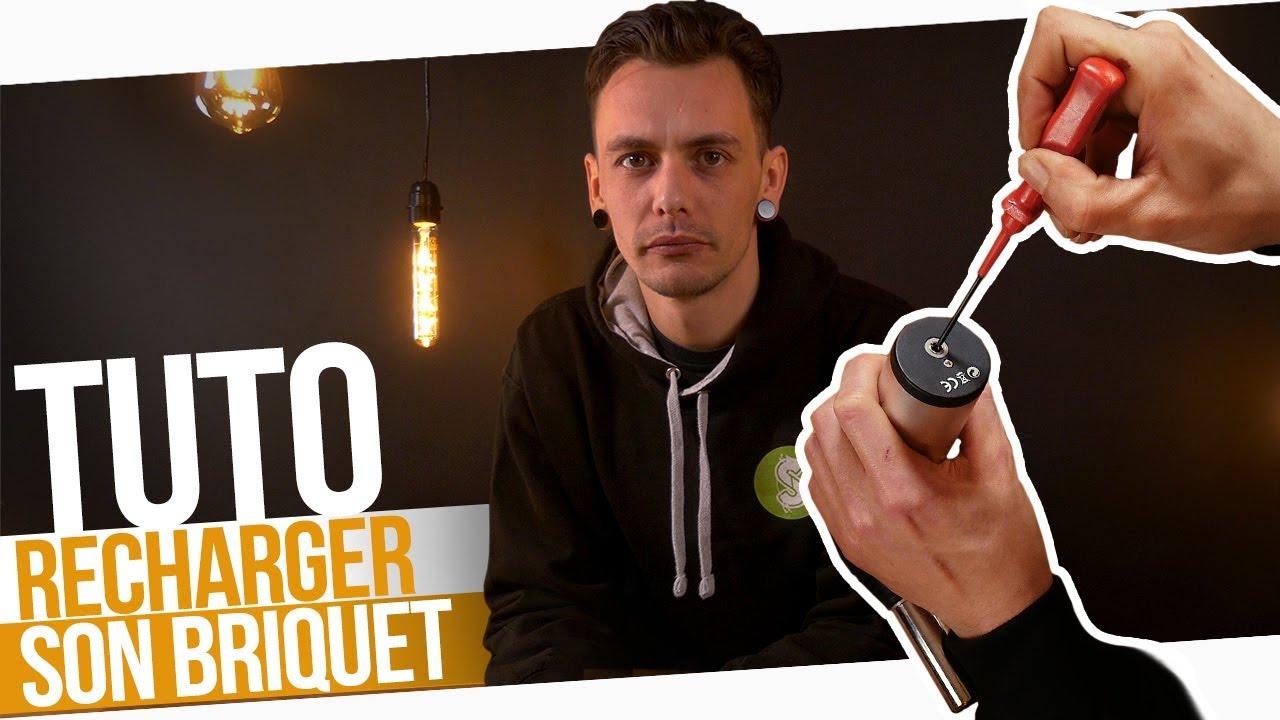 Download TUTO BRIQUET : COMMENT RECHARGER SON BRIQUET ?