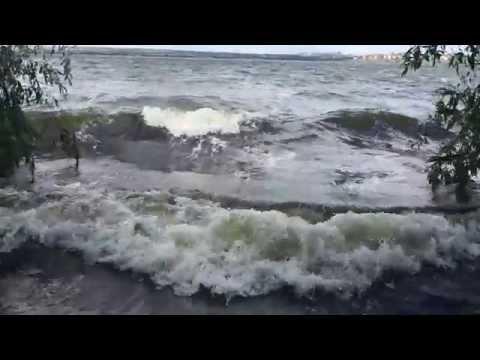 г. Магнитогорск Река Урал (заводской пруд) фото видео