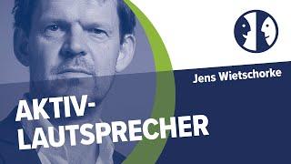 DIE NEUE GENERATION AKTIVLAUTSPRECHER, Jens Wietschorke