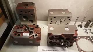 видео Блок цилиндров двигателя Hatz