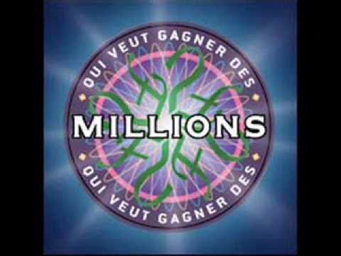 Who wants to be a millionaire all songs // Touut les sons de Qui veut gagner des millions part 2 /2