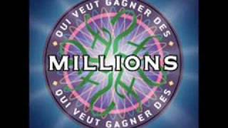 Who wants to be a millionaire all songs // Touut les sons de Qui veut gagner des millions part 2 /2