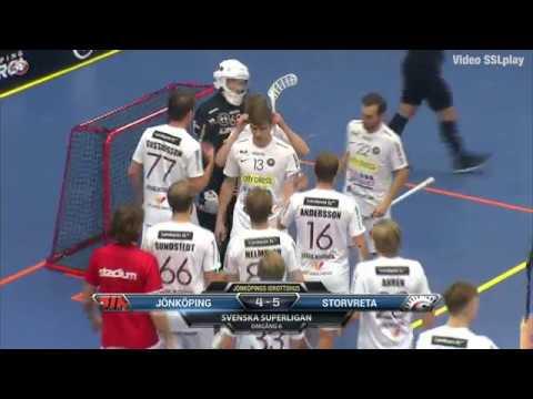 Highlights Jönköpings IK Vs Storvreta IBK 4-5