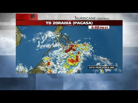 Super Typhoon Haiyan (Yolanda) Hits The Philippines Again?