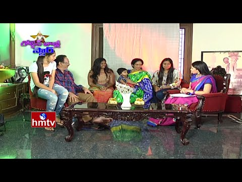 Rebel Star Krishnam Raju & His Family Exclusive Interview | Birthday Special | HMTV
