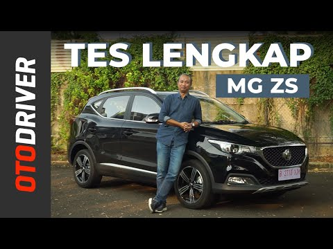 MG ZS 2020 | Review Indonesia | OtoDriver