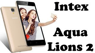 Intex Aqua Lions 2 Pros and Cons With Price Features Specs and My Opinion By TIIH