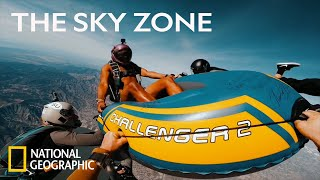 The Art of Skydiving | Science of Stupid: Ridiculous Fails