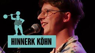 Hinnerk Köhn – Mystery behind blue eyes