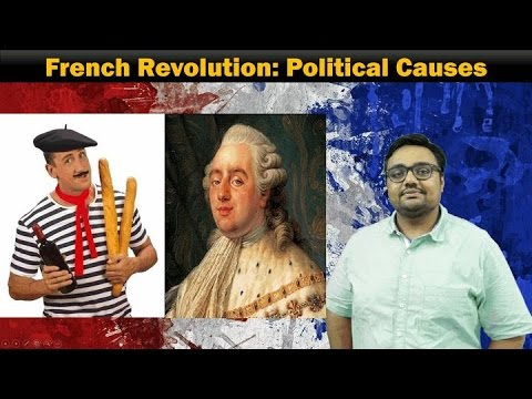 WHFr/P1: French Revolution: Political Causes, Divine right theory, Louis XVI