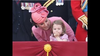 Вот как Кейт Миддлтон справляется с истериками детей! Принцессы тоже капризничают