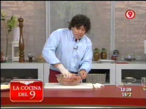Arrollado de carne con tomates rellenos 2 de 4 ariel for Cocina 9 ariel rodriguez palacios facebook