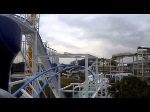 Twist Coaster Robin - Yomiuri Land