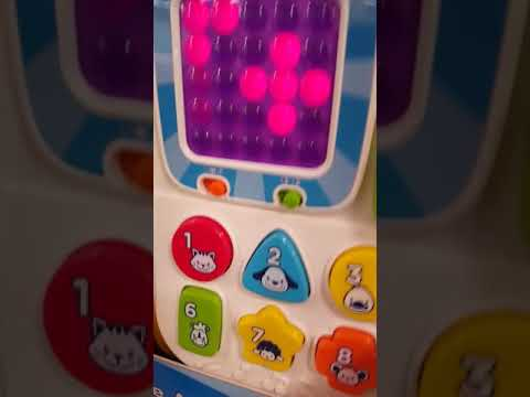 Vtech Ultimate Alphabet Activity Cube Reviews Of The Toys R Us