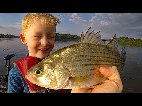 2,500 mile Fishing Adventure - PART 1:  FishingTennessee!