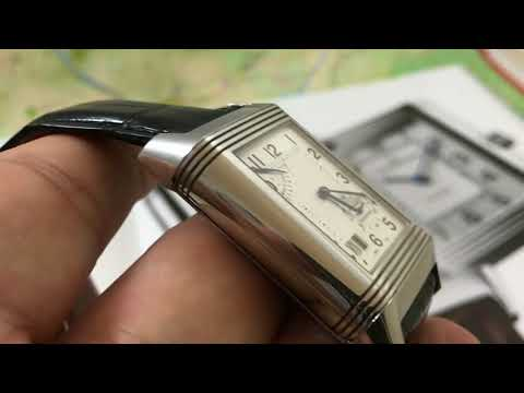 GREAT WATCHES OF THE WORLD - Jaeger-LeCoultre Reverso Grande Date