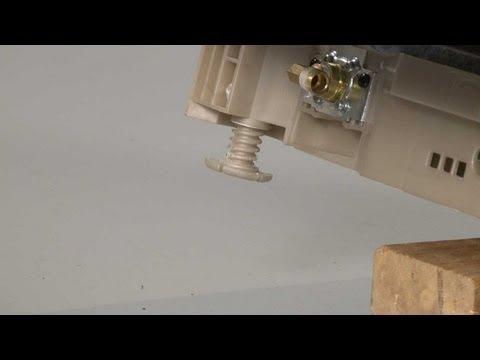 Leveling Leg - Bosch Dishwasher