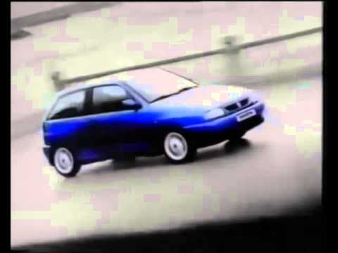 anuncio seat ibiza 1997 youtube. Black Bedroom Furniture Sets. Home Design Ideas