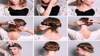 повязка для волос в греческом стиле своими руками