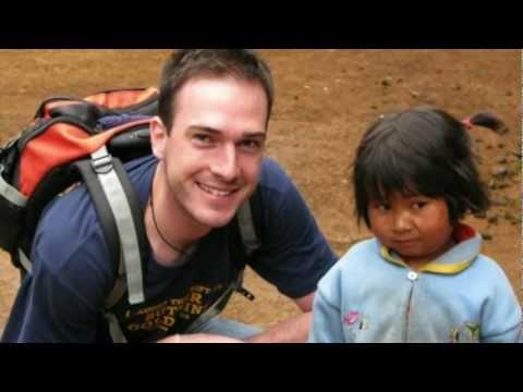 New humanitarian worker launch to Asia Pacific: meet Josh Lange