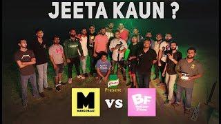 JEETA KAUN ? Knorr Presents Mangobaaz vs Bekaar Films   Karachi Vynz Official