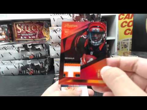 2014 Prestige Football Case Break #3