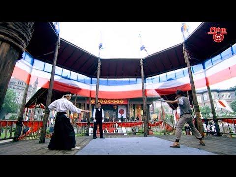 Kungfu Trung Hoa Đối Đầu Võ Thuật Nhật Bản | Mã Vĩnh Trinh | Kiếm Hiệp Hay | Phim Võ Thuật chiếu rạp 1