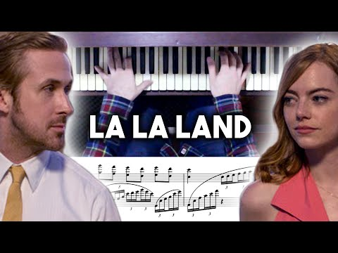La La Land  Epilogue Advanced Piano  With Sheet Music