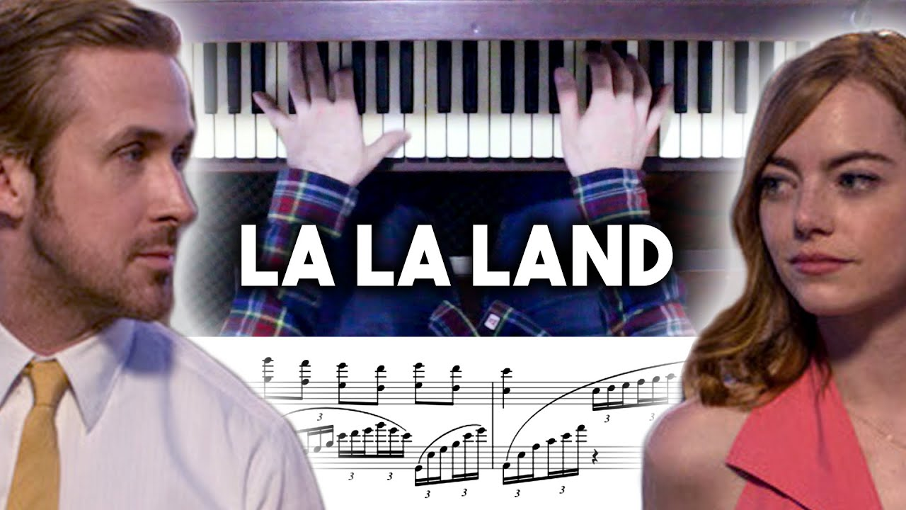 La La Land - Epilogue Advanced Piano Cover With Sheet Music #1