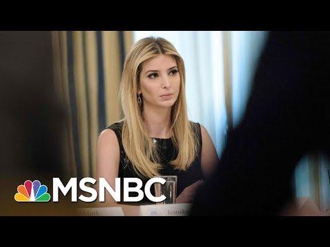 Mika: Is Ivanka Trump Still Fighting For Women's Issues? | Morning Joe | MSNBC