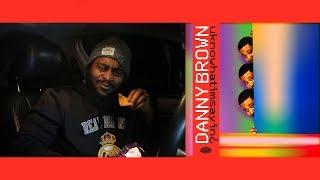 Gambar cover Danny Brown - uknowhatimsayin¿ first reaction
