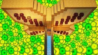 CREATING A MINECRAFT XP FARM! (EPISODE 20)