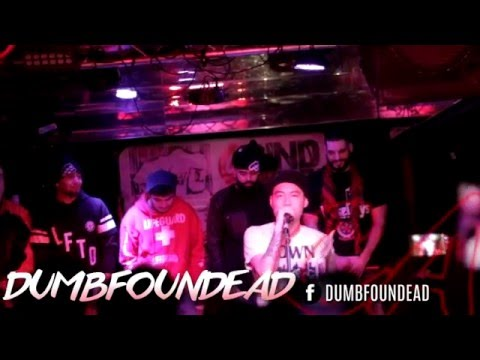 Dumbfoundead - Grind Mode Cypher Live