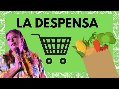 LA INDIA YURIDIA- LA DESPENSA ANTES Y DESPUES