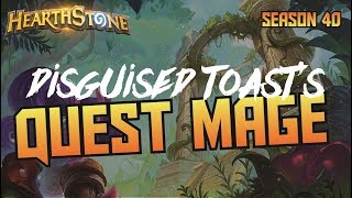 Disguised Toast's Quest Exodia Mage (Deck Spotlight)
