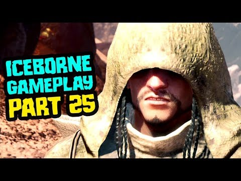 Monster Hunter World Iceborne Gameplay - Let's Play Part 25