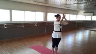 טליוגה | יוגה לנשים הברכה אל השמש