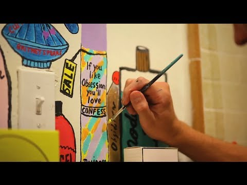 JD Samson & MEN - Making Art [Official Video]
