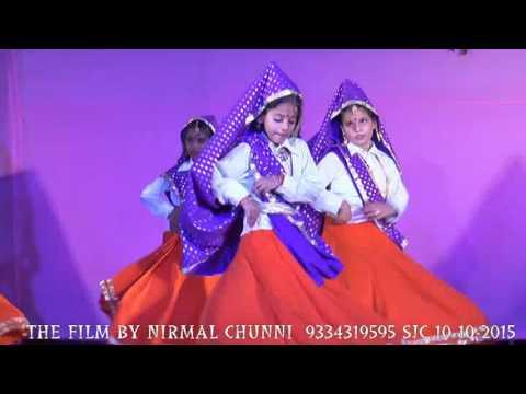 'O nandi ke bira' choreography by Dr Pooja Varma . Haryanvi folk dance
