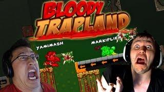 Video Bloody Trapland w/ YAMIMASH download MP3, 3GP, MP4, WEBM, AVI, FLV Agustus 2017