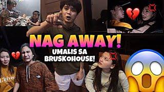 BAWAL AWAY SA BRUSKO HOUSE ! (MAY SURPRESA PAG UWI)