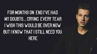 Charlie Puth - I'm Not The Only One (Lyrics)