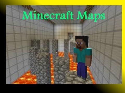 Installing Maps Tutorial for Minecraft | MinecraftSix