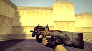 HD CS:GO SKIN PACK FOR CS 1.6